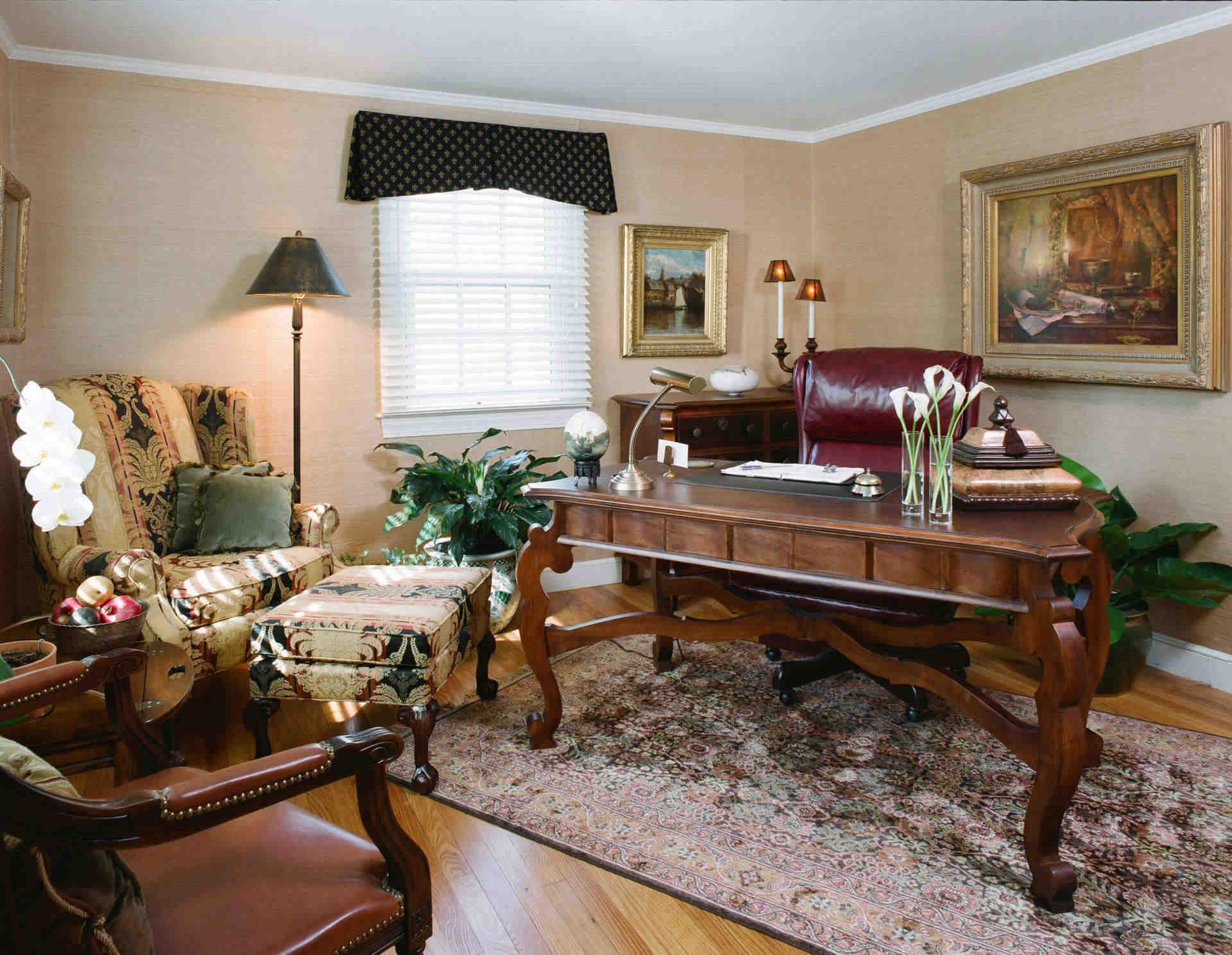 Residential interior design portfolio c randolph trainor for Interior designers hampshire