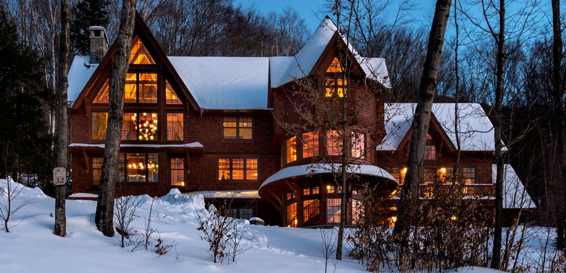Ski Country Chic Nh Exterior View