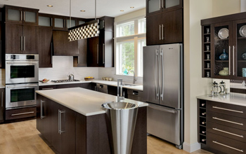 Residentail Interior Kitchen Design